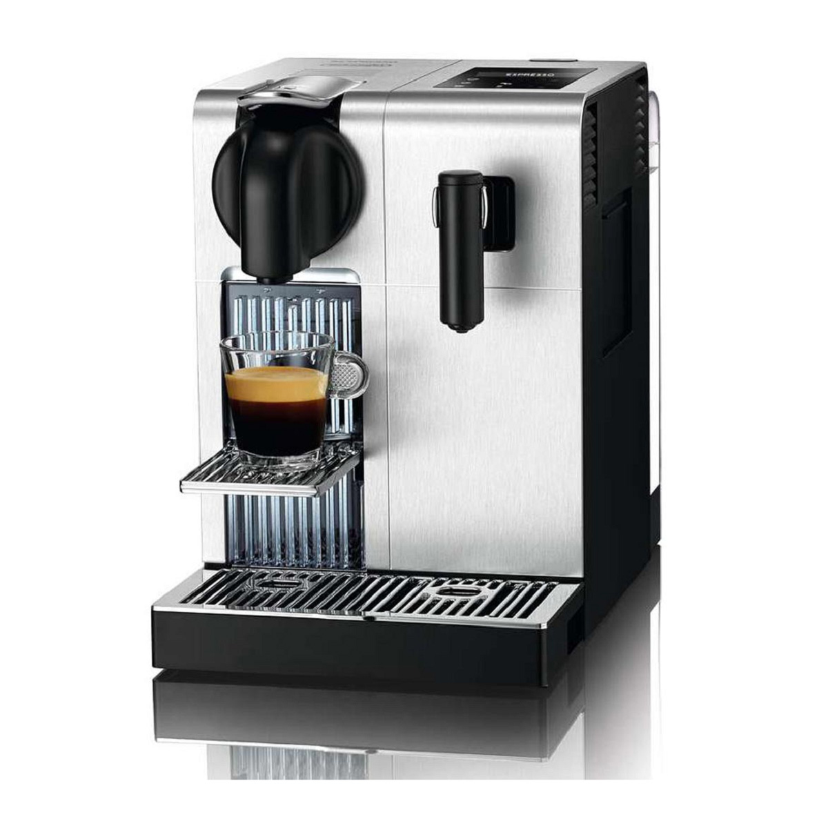 delonghi en750mb nespresso lattissima pro coffee machine up to 60 off. Black Bedroom Furniture Sets. Home Design Ideas