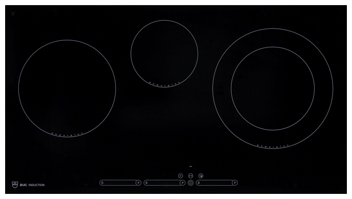 V-ZUG Induction Cooktops GK36TIPSF