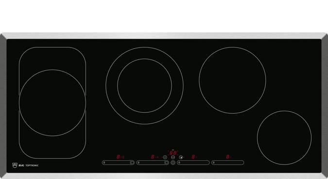 V-Zug Electric Cooktop GK45TEPSC