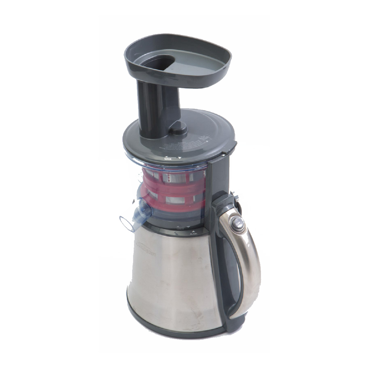 Je9000 Slow Juicer Stainless Steel : Sunbeam JE9000 Slow Juicer Home Clearance