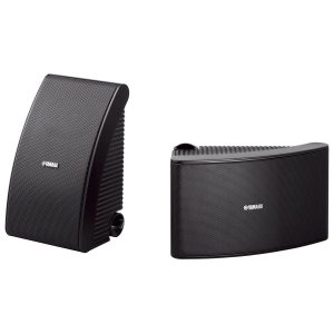 Yamaha NS-AW592B Outdoor speaker systems - Black