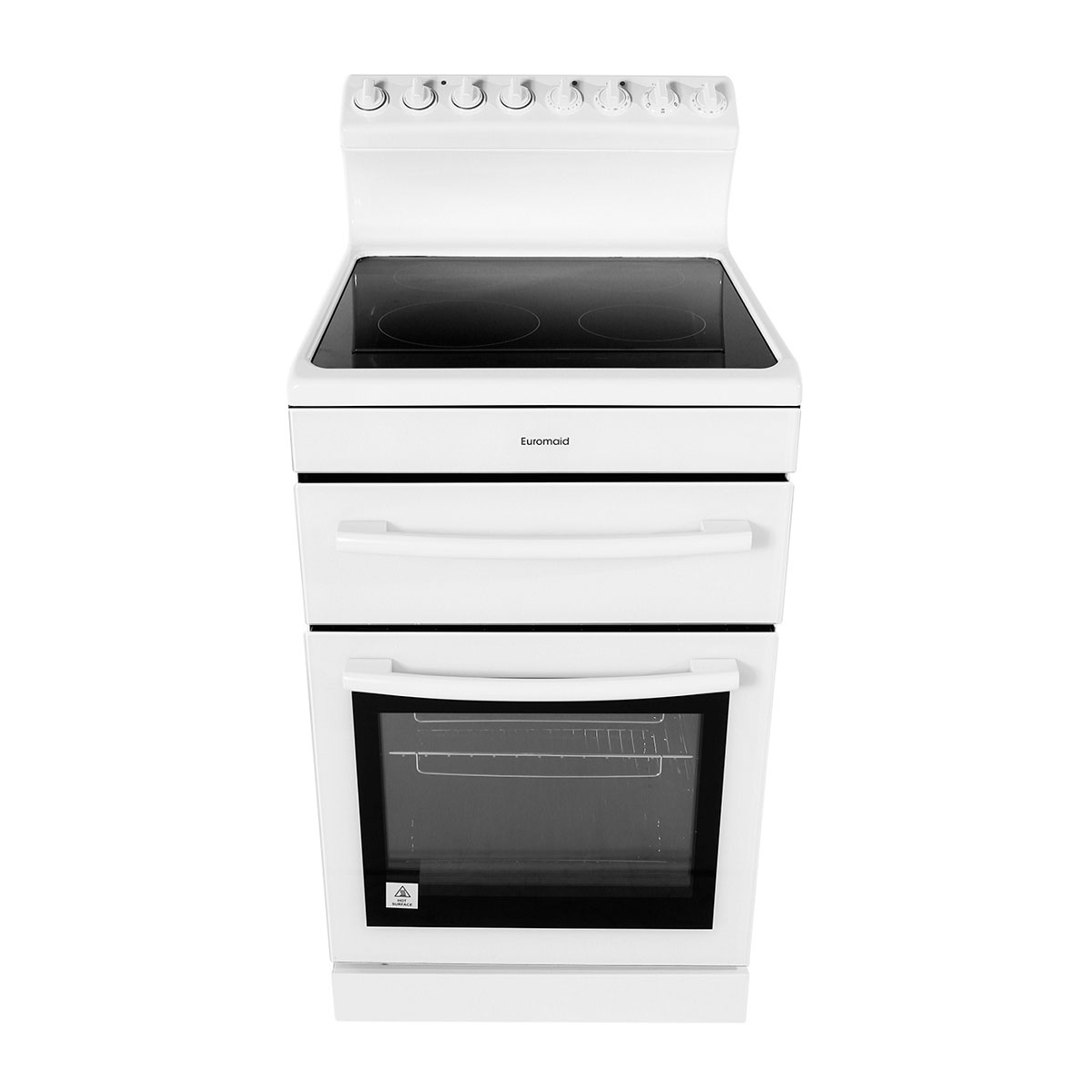 Euromaid R54CW Freestanding Electric Oven/Stove 28381
