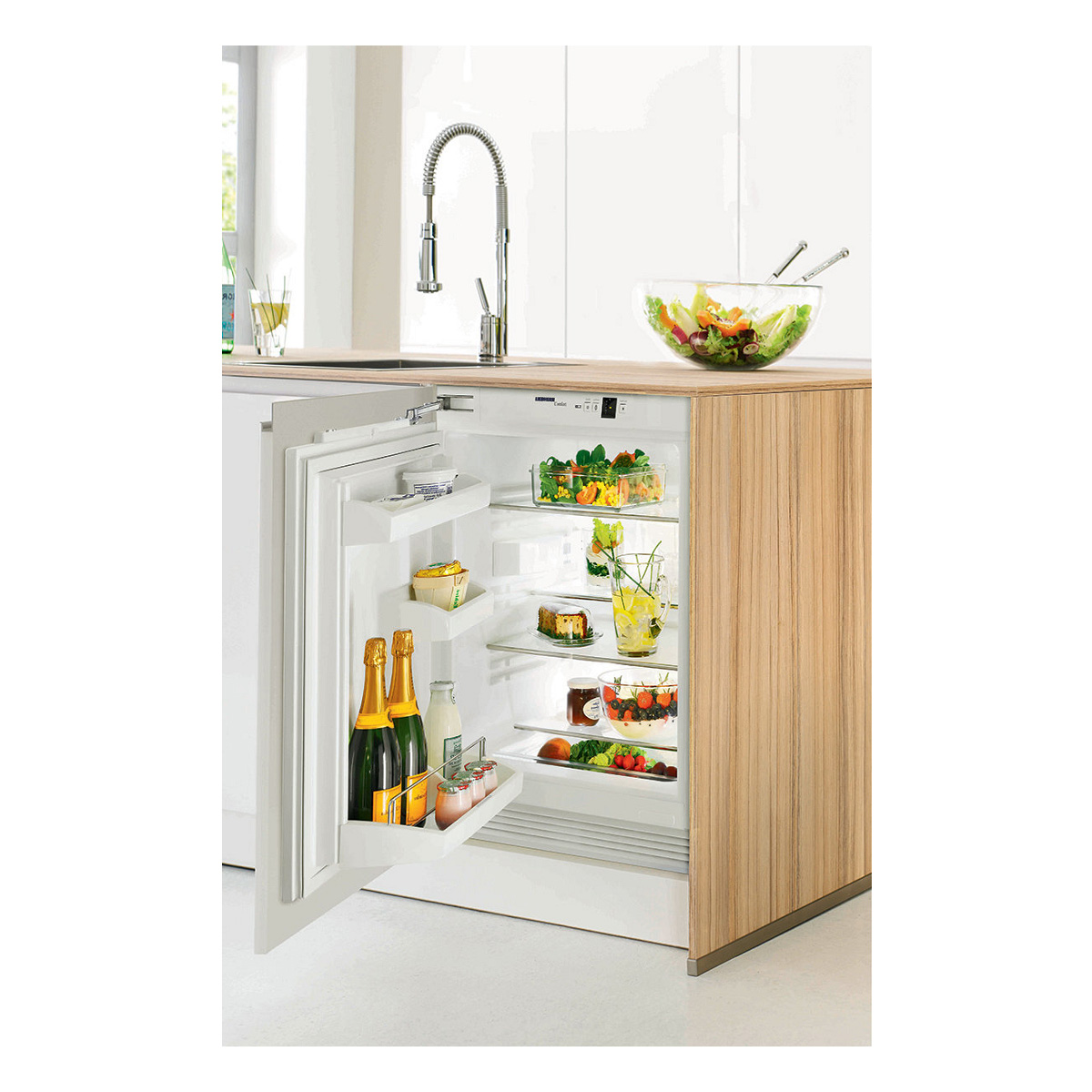 liebherr uik1620lh 140l integrated fridge up to 60 off. Black Bedroom Furniture Sets. Home Design Ideas