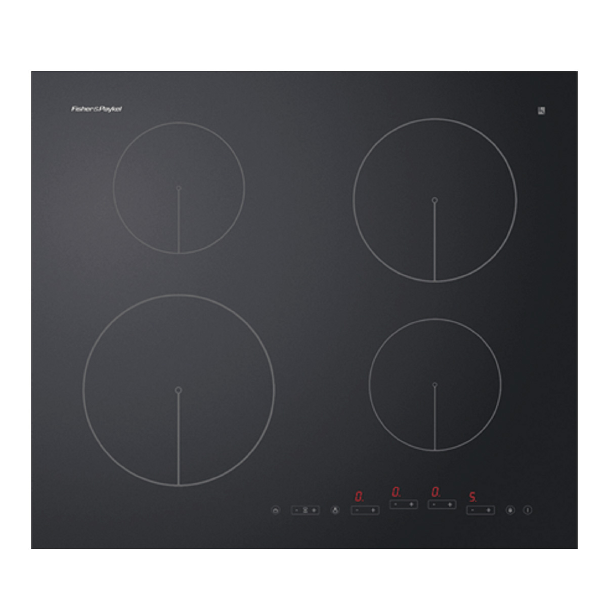 Fisher & Paykel Induction Cooktop CI604DTB1