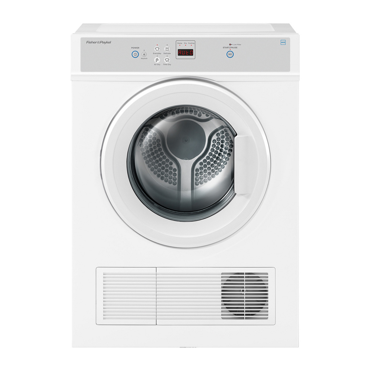Fisher & Paykel DE4060M1 4kg Vented Dryer
