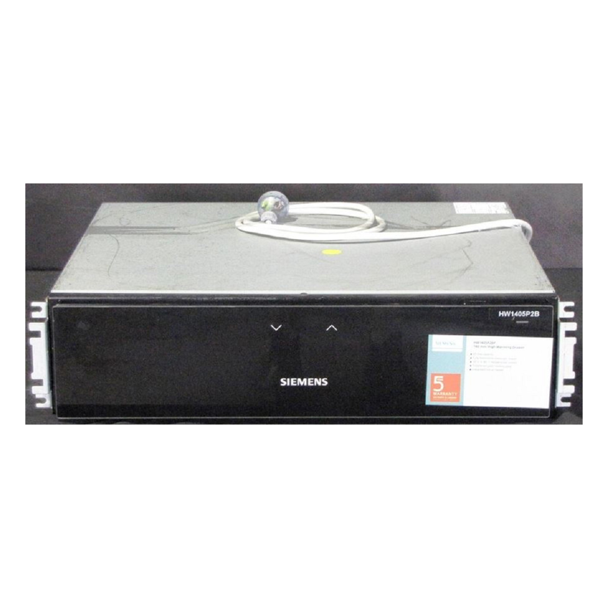 Siemens 60cm Stainless Steel Warming Drawer
