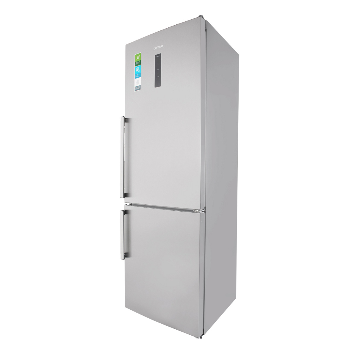 Gorenje Bottom Mount Fridge NRK6192TX