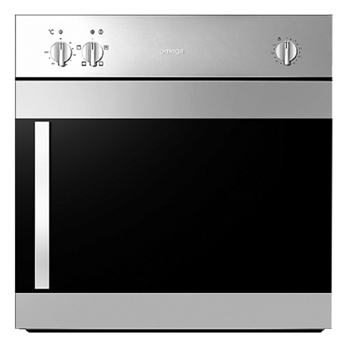 Omega OO65SXR 600mm/60cm  Electric Wall Oven 26888