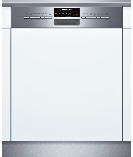 Siemens Semi Integrated Dishwasher SN56M532AU