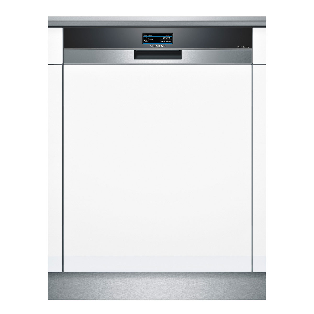 Siemens SX578S02TA iQ700 Semi-Integrated Dishwasher