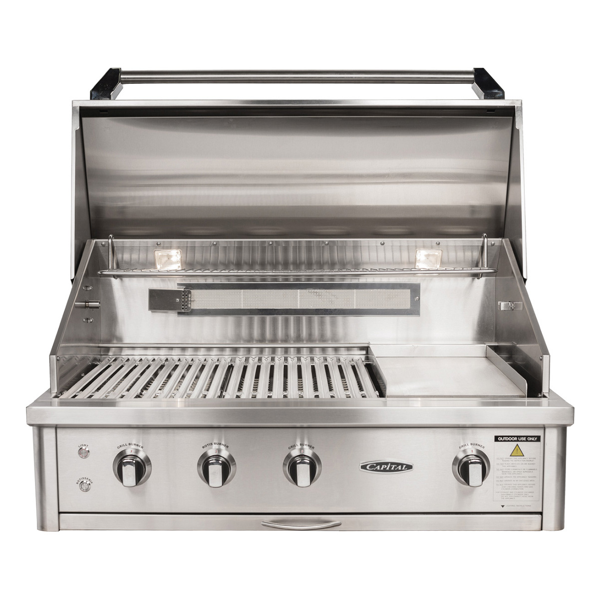 Capital Outdoor BBQ ACG40RBIN