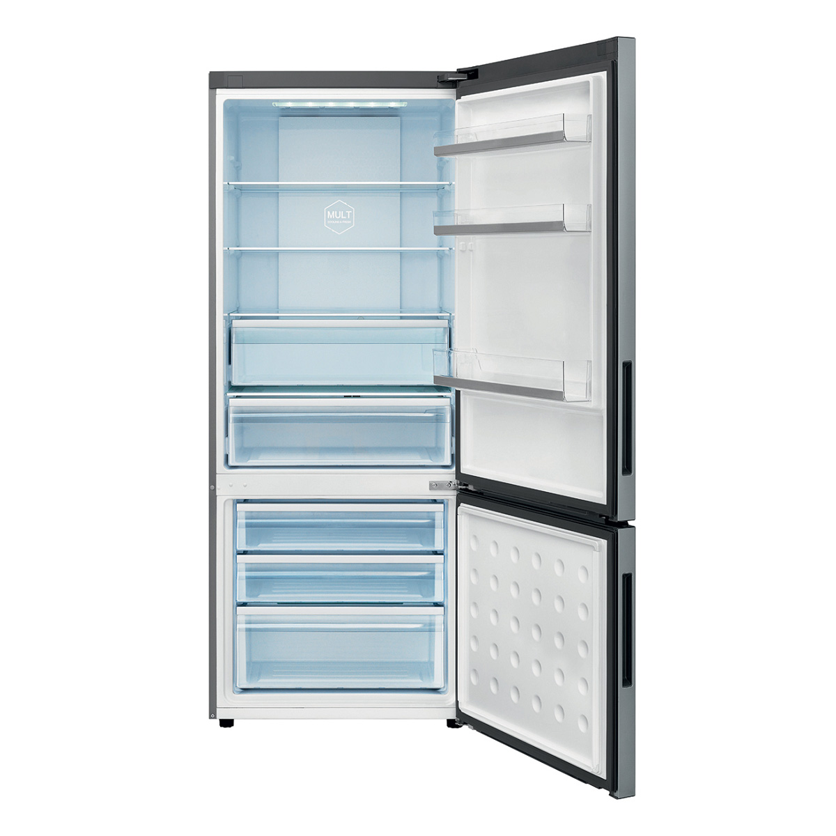 Haier HBM450SA1 450Litres Bottom Mount Fridge 22881