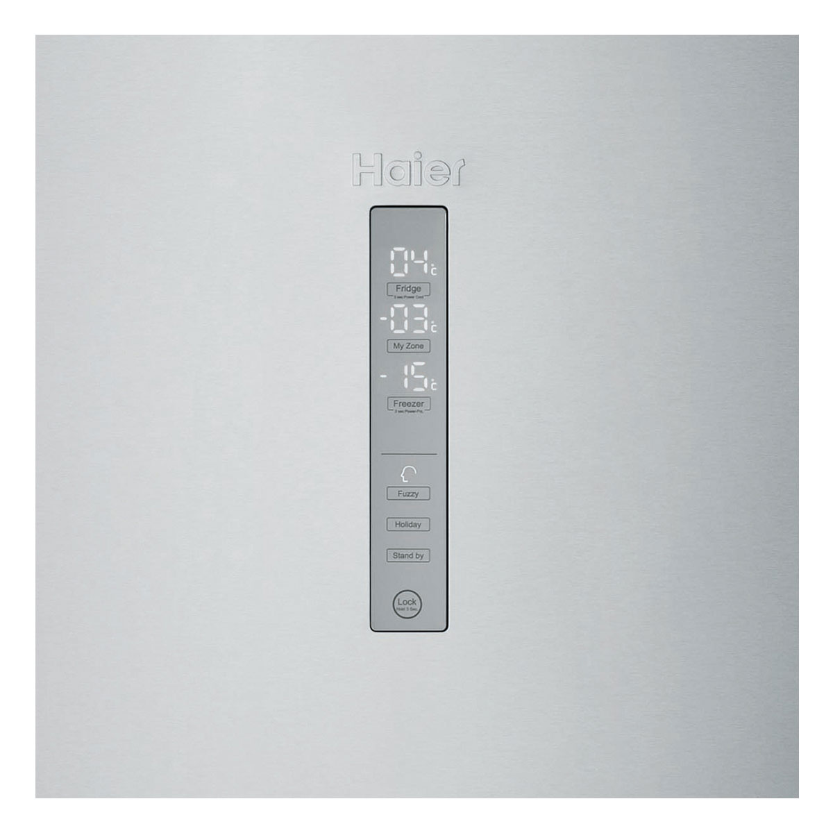 Haier HBM450SA1 450Litres Bottom Mount Fridge 35988