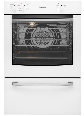 600mm/60cm Westinghouse Electric Wall Oven PXR688W