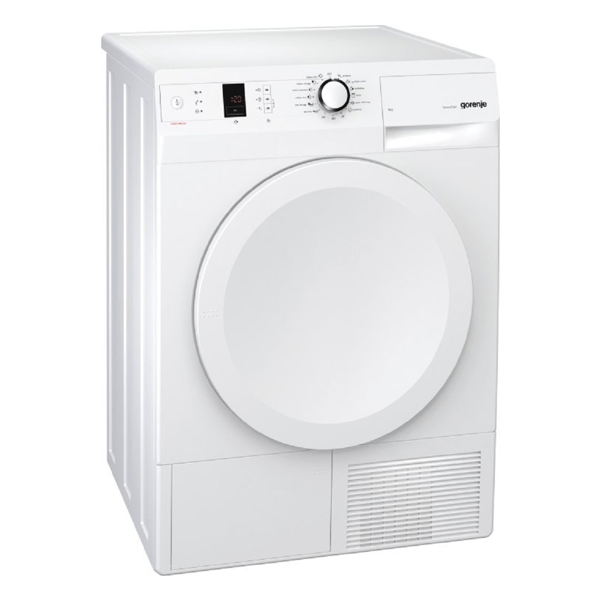 Gorenje 7.5kg Condenser Dryer White D754BJ