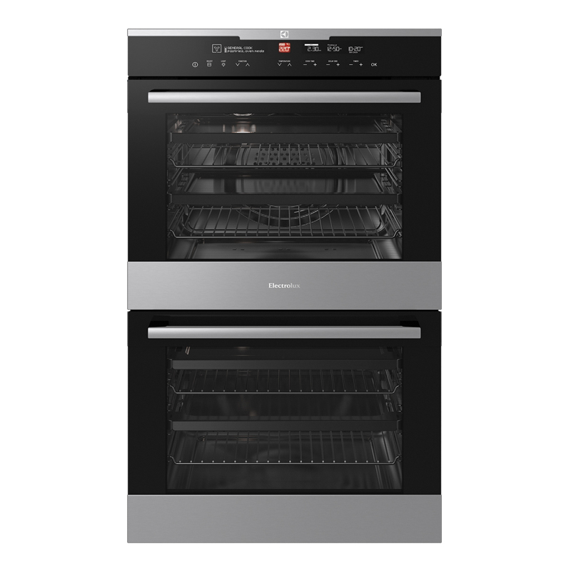 Electrolux EVE636BA Electric Wall Double Oven 23802