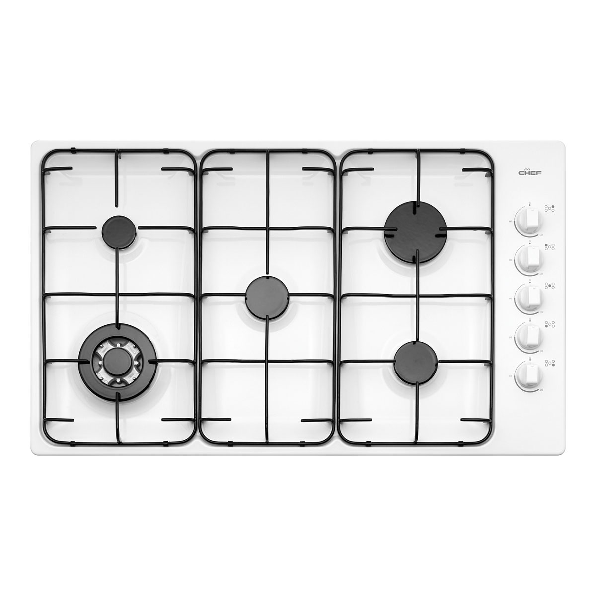 Chef Gas Cooktop GHC937W
