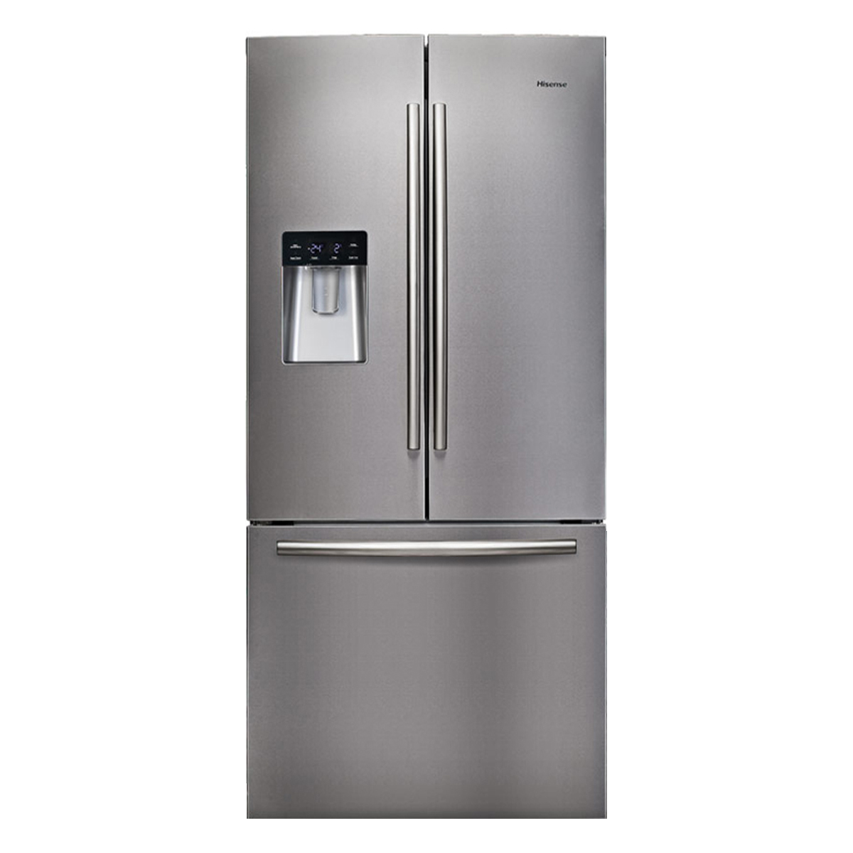 Hisense HR6FDFF630S 630L French Door Fridge