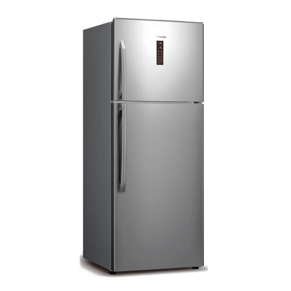 Hisense Top Mount Fridge HR6TFF437SD