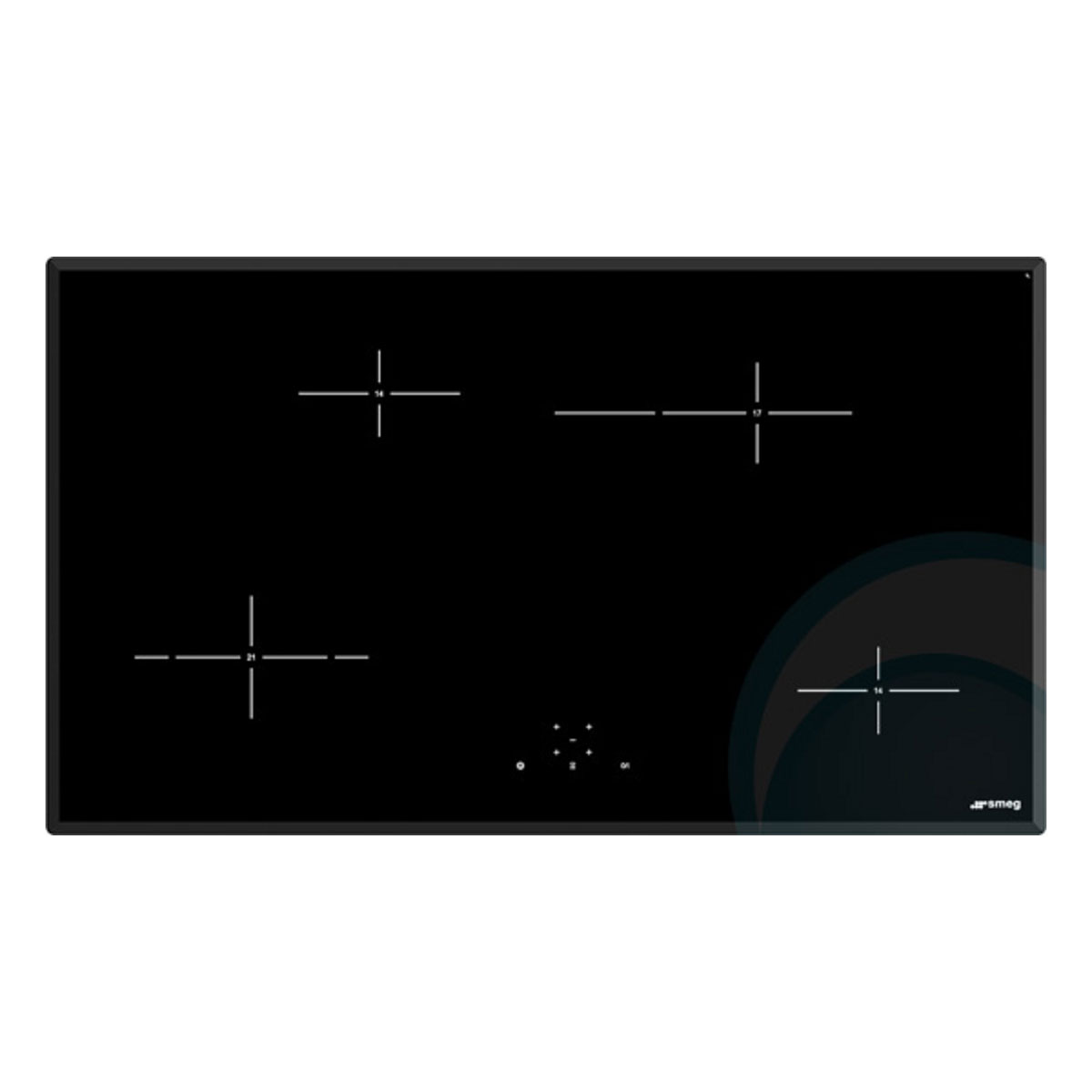 Smeg Electric Cooktop SA911XA-1