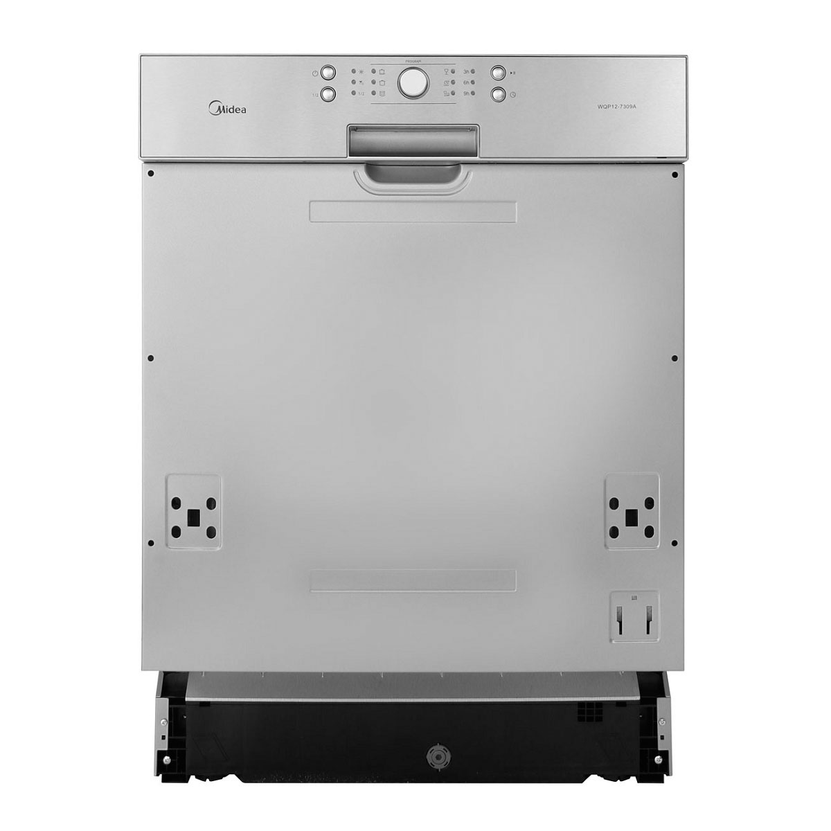 Midea WQP12-7309A-AU Semi Integrated Dishwasher