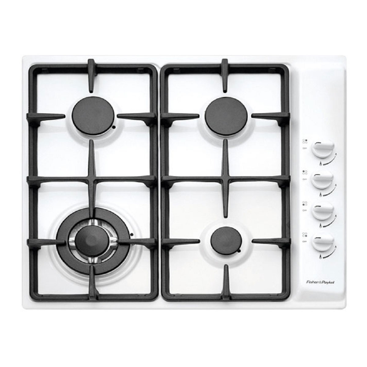 Fisher & Paykel Gas Cooktop CG604CWW1