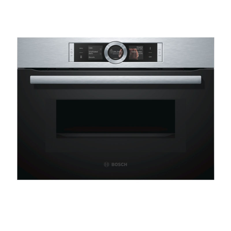 Bosch Electric Oven / Microwave CMG656RS1A