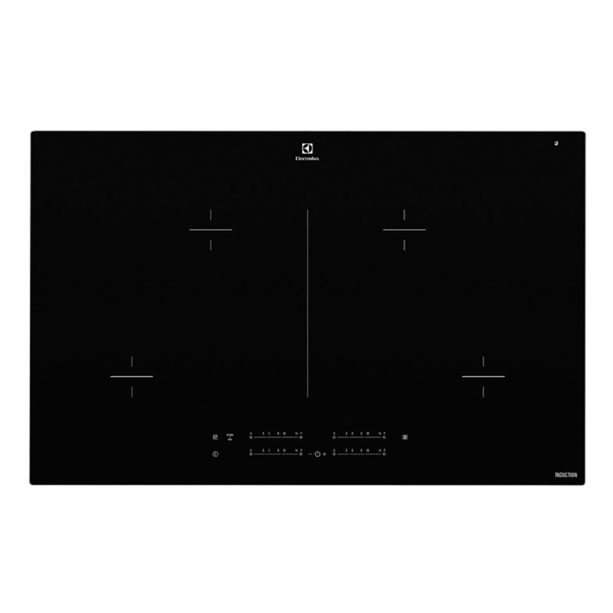 Electrolux EHI845BA 80cm Induction Cooktop 28146