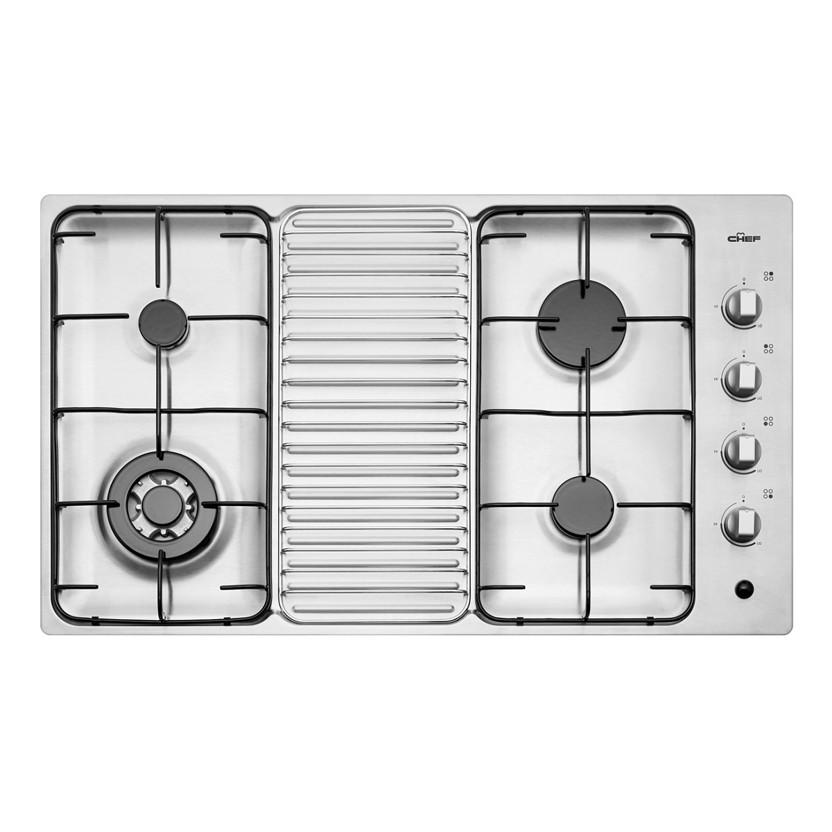 Chef Gas Cooktop GHS917S