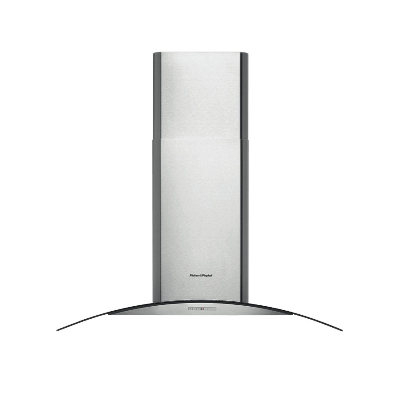 Fisher & Paykel HC90CGX1 Curved Glass Canopy Rangehood