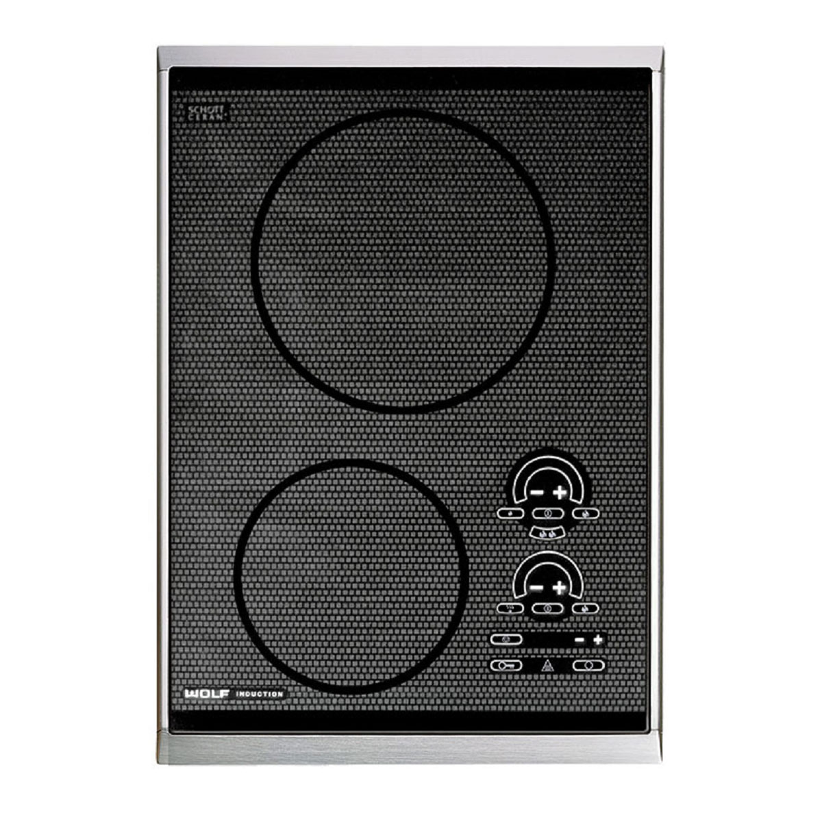 Wolf ICBCT15I-S Induction Cooktop 28215