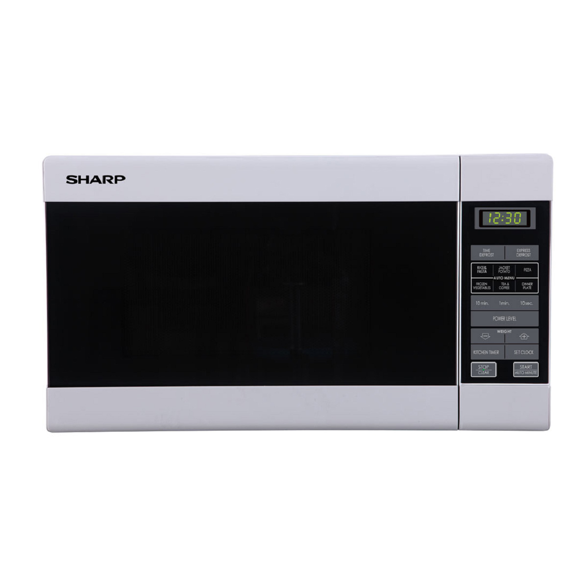 Sharp Freestanding Microwave R210DW