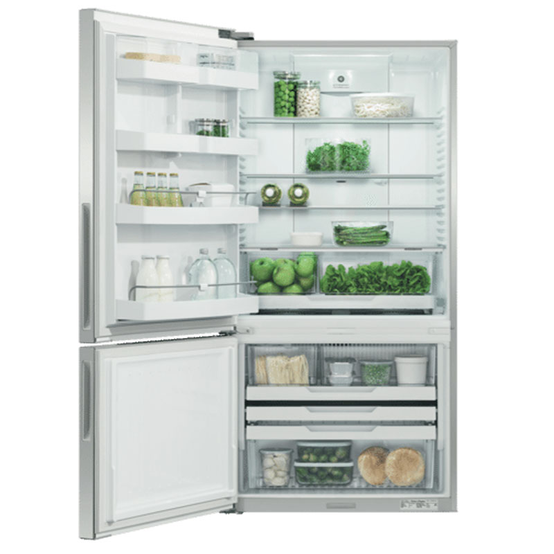 Fisher & Paykel RF522BLPX6 519Litres Bottom Mount Fridge 26224