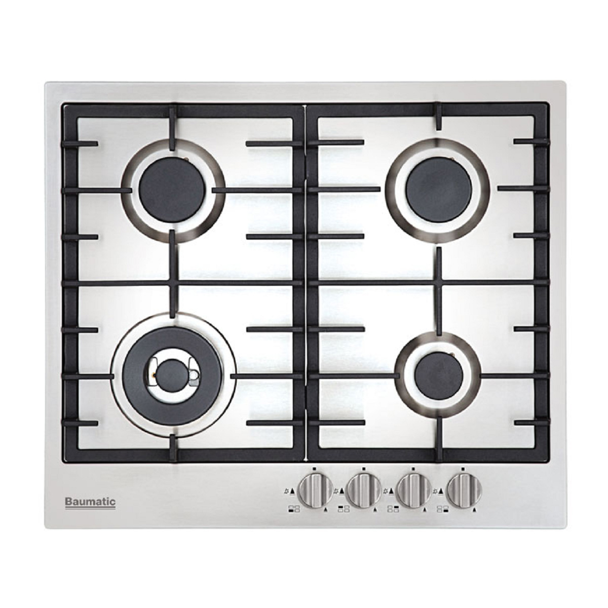 Baumatic BP64S Gas Cooktop
