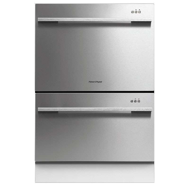 Fisher & Paykel DD60DDFX7 DishDrawer Double Dishwasher