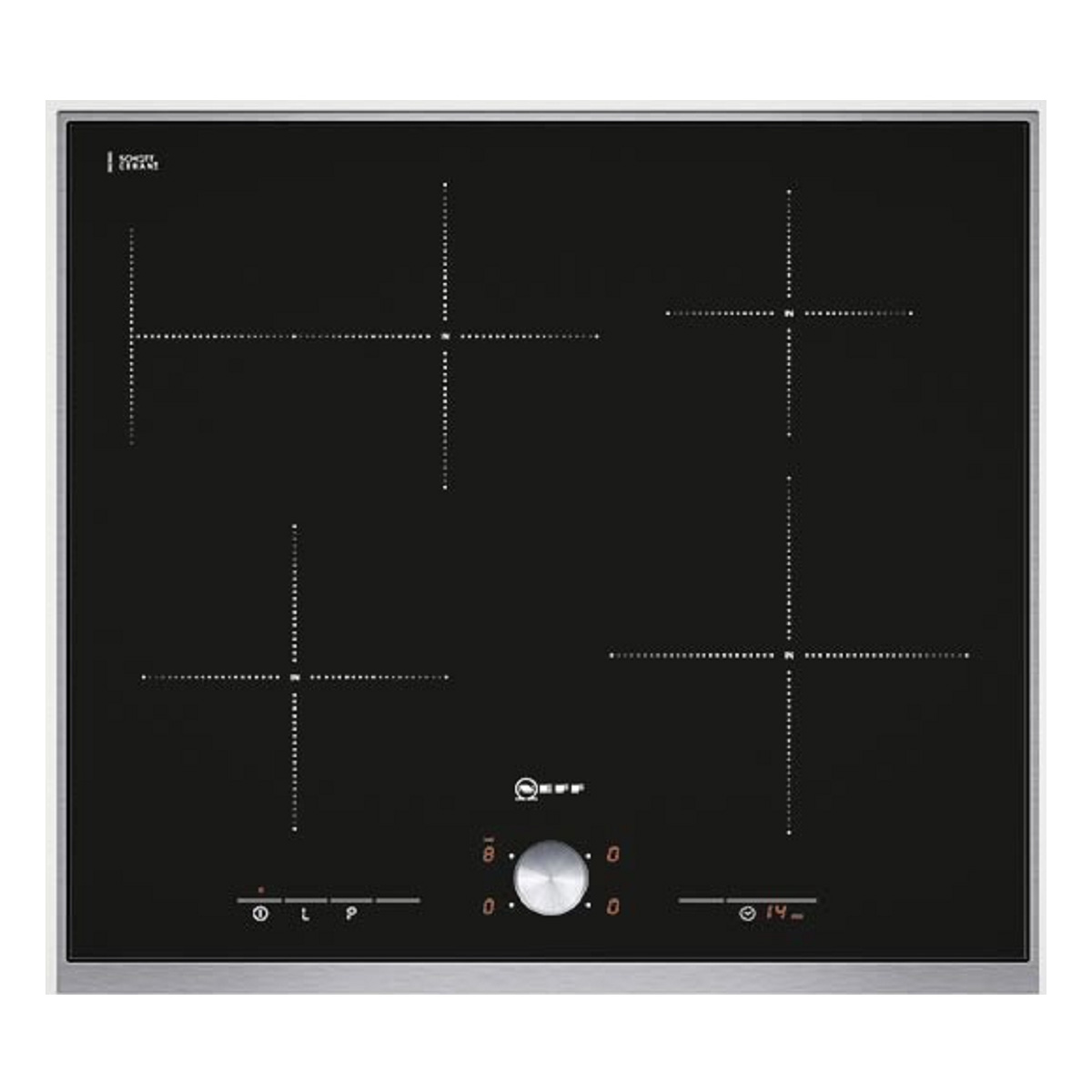 Neff 60cm Induction Cooktop T44T42N2