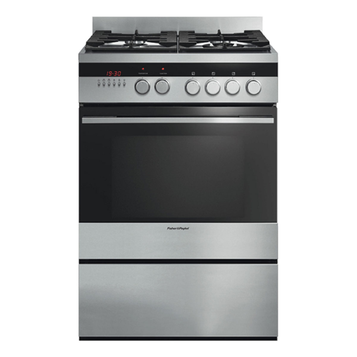 Fisher & Paykel OR60SDBGFX2 Freestanding Dual Fuel Oven/Stove
