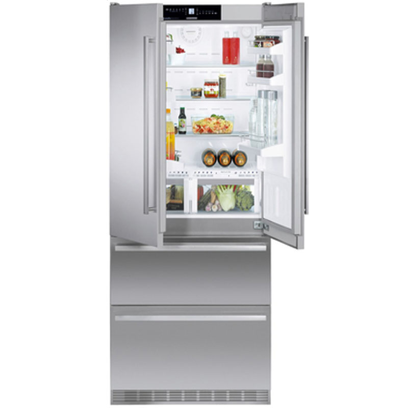liebherr cbnes6256 585l french door fridge home clearance. Black Bedroom Furniture Sets. Home Design Ideas