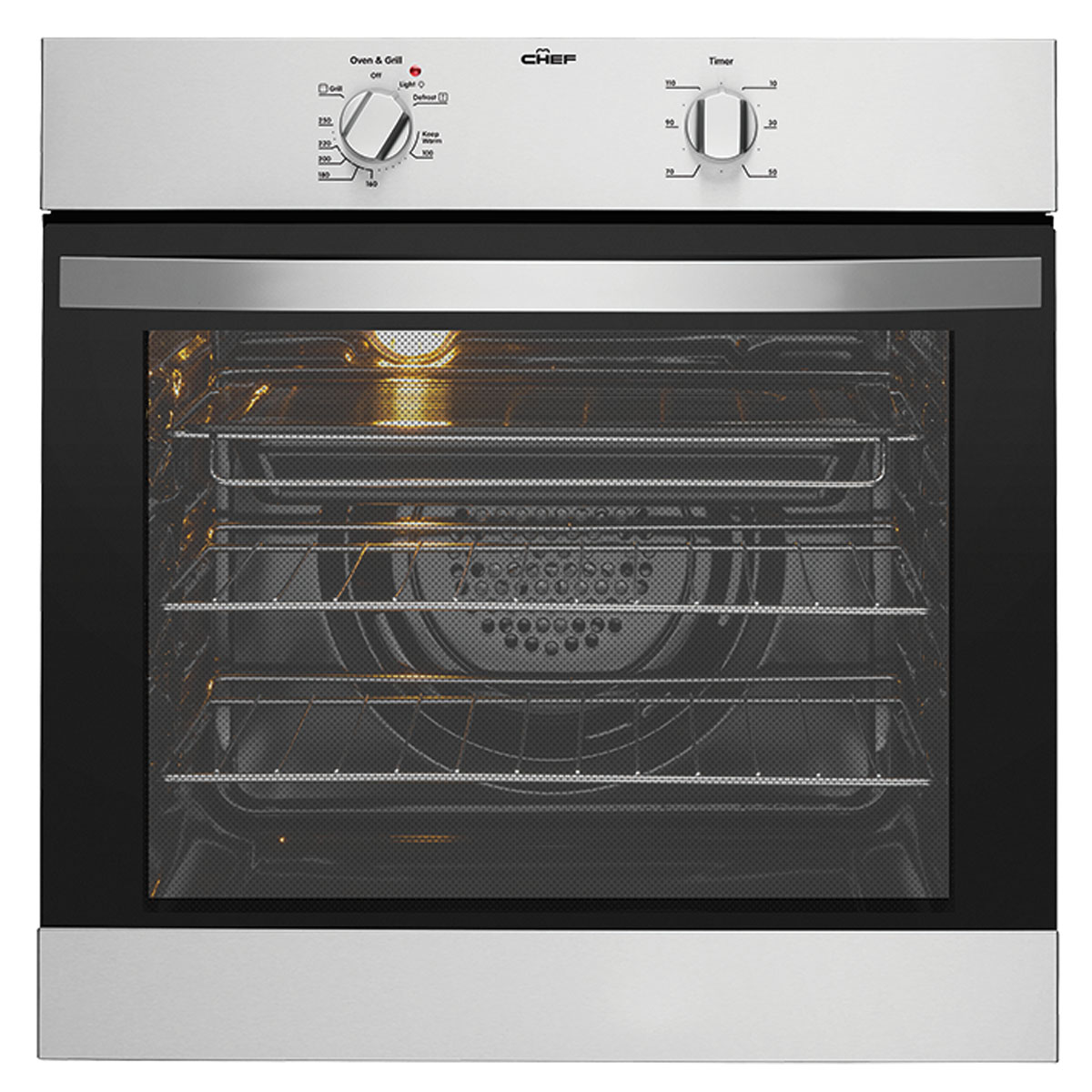 Chef CVE612SA Electric Wall Oven