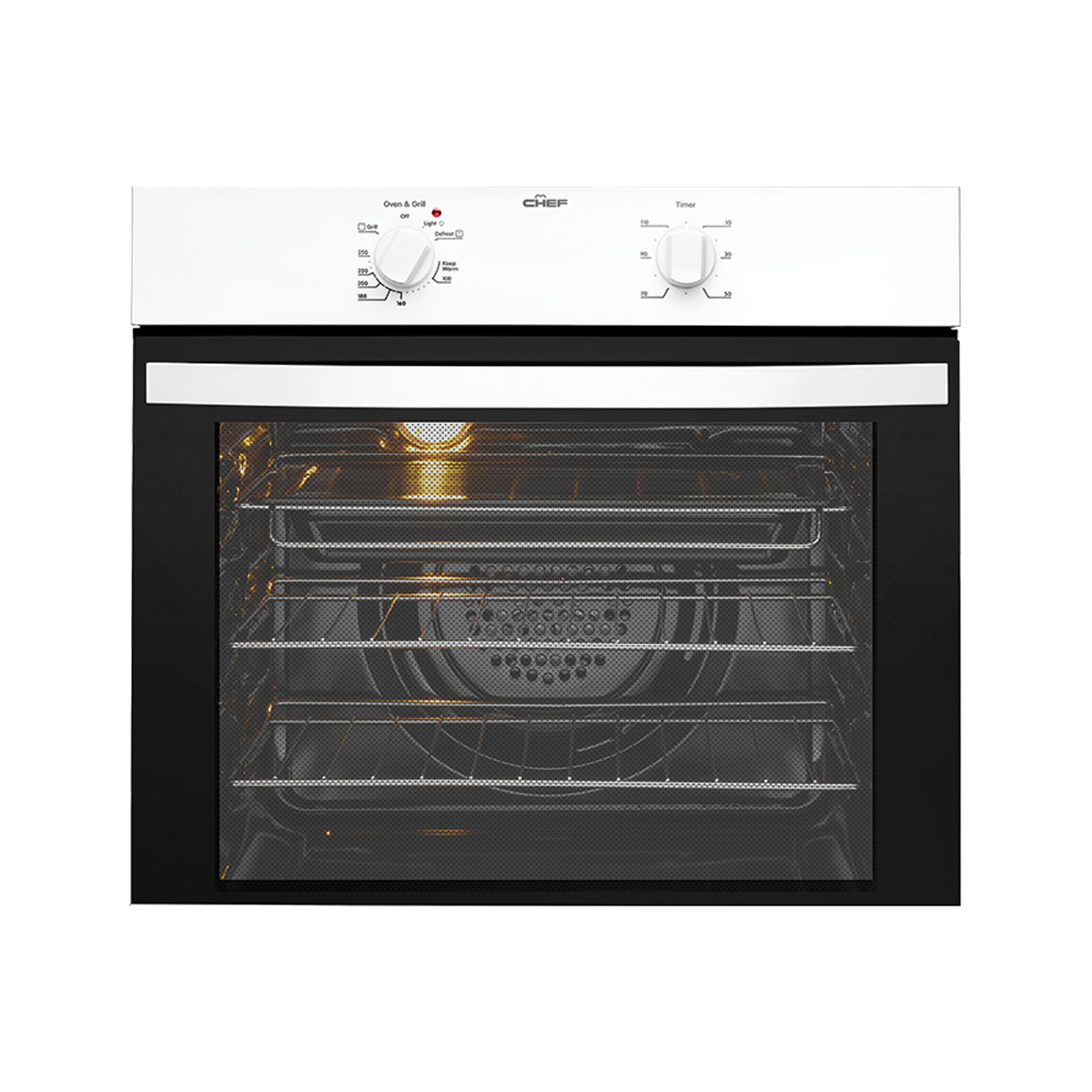 Chef CVE612WA Electric Wall Oven