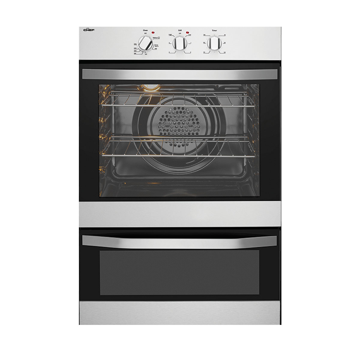 Chef CVE662SA Electric Wall Oven