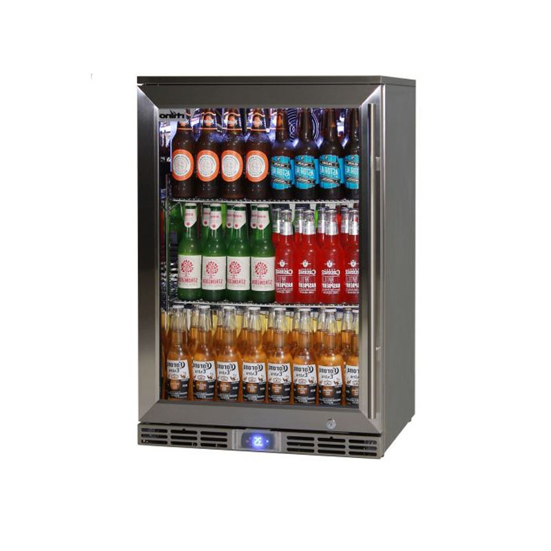 Rhino Bar Fridge GSP1HL-840-SS