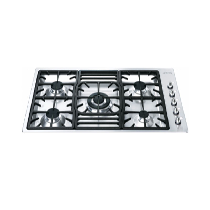 Smeg Gas Cooktop PGA95F-4