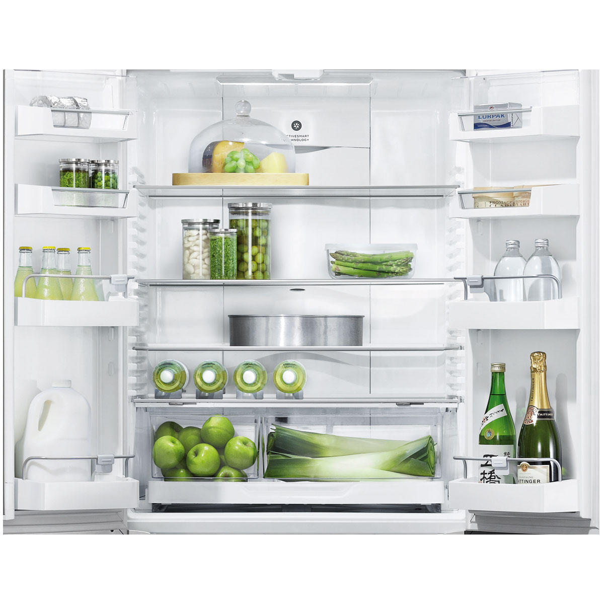 Fisher Paykel Rf522adjx5 519l French Door Fridge Home Clearance