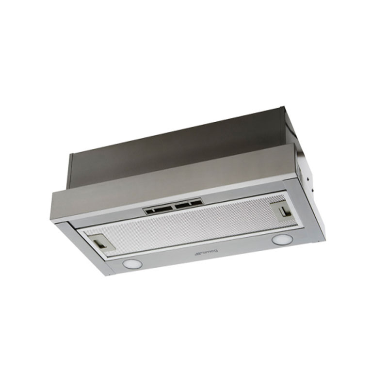 Smeg Slide Out Rangehood SAH461SS