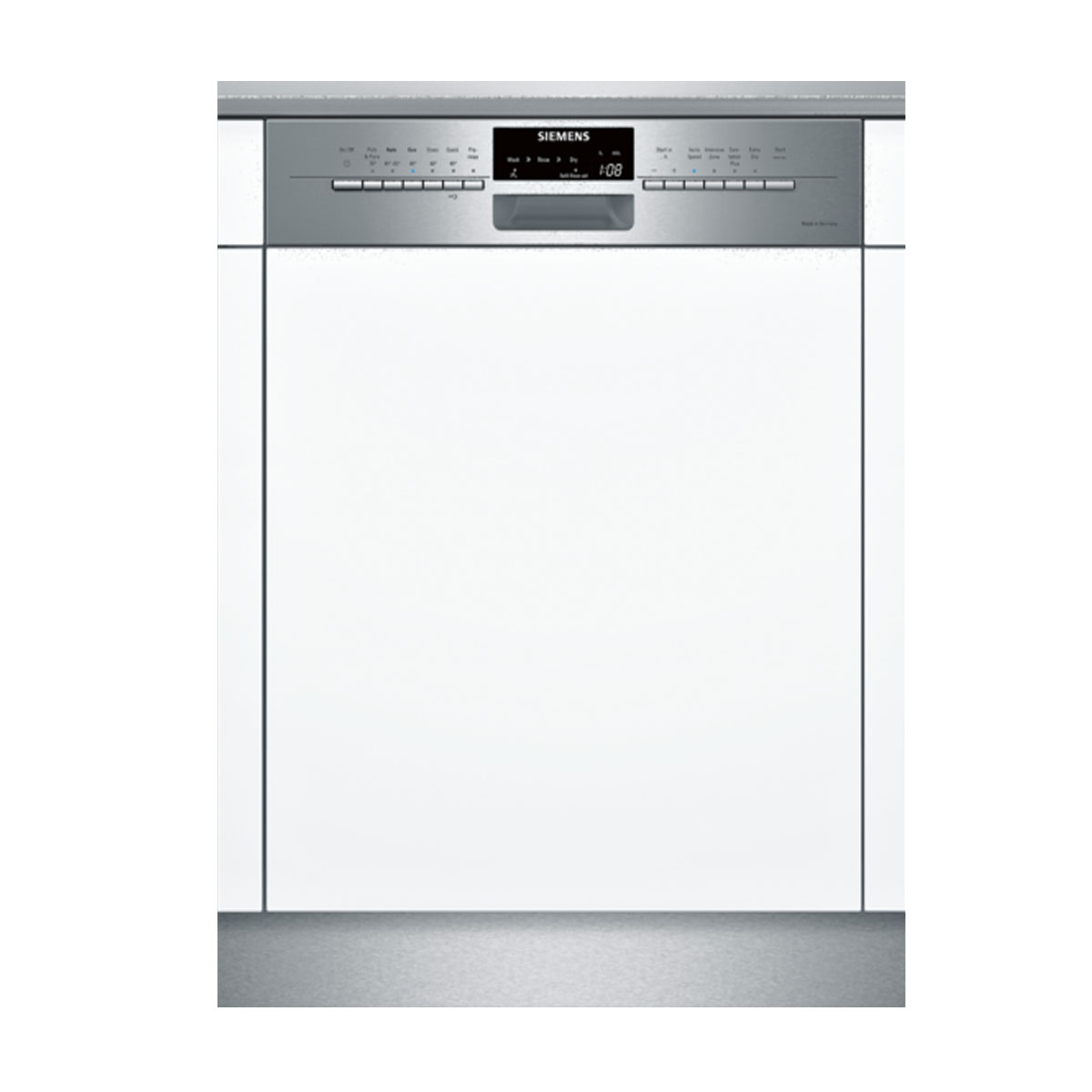 Siemens SN56M582AU iQ500 Semi-Integrated Dishwasher