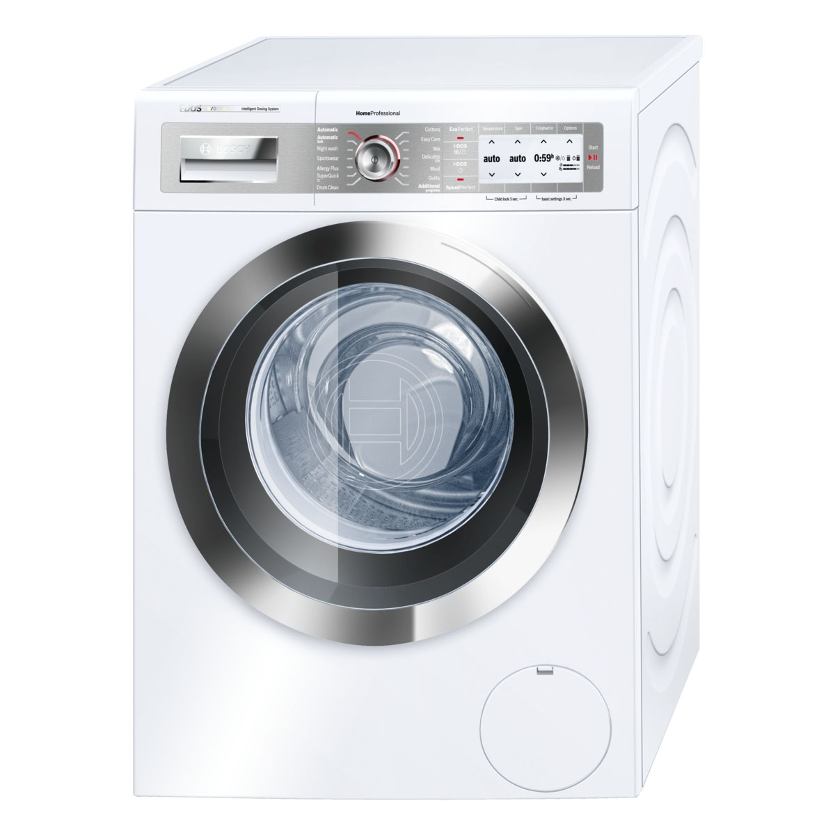 All Washers & Dryers