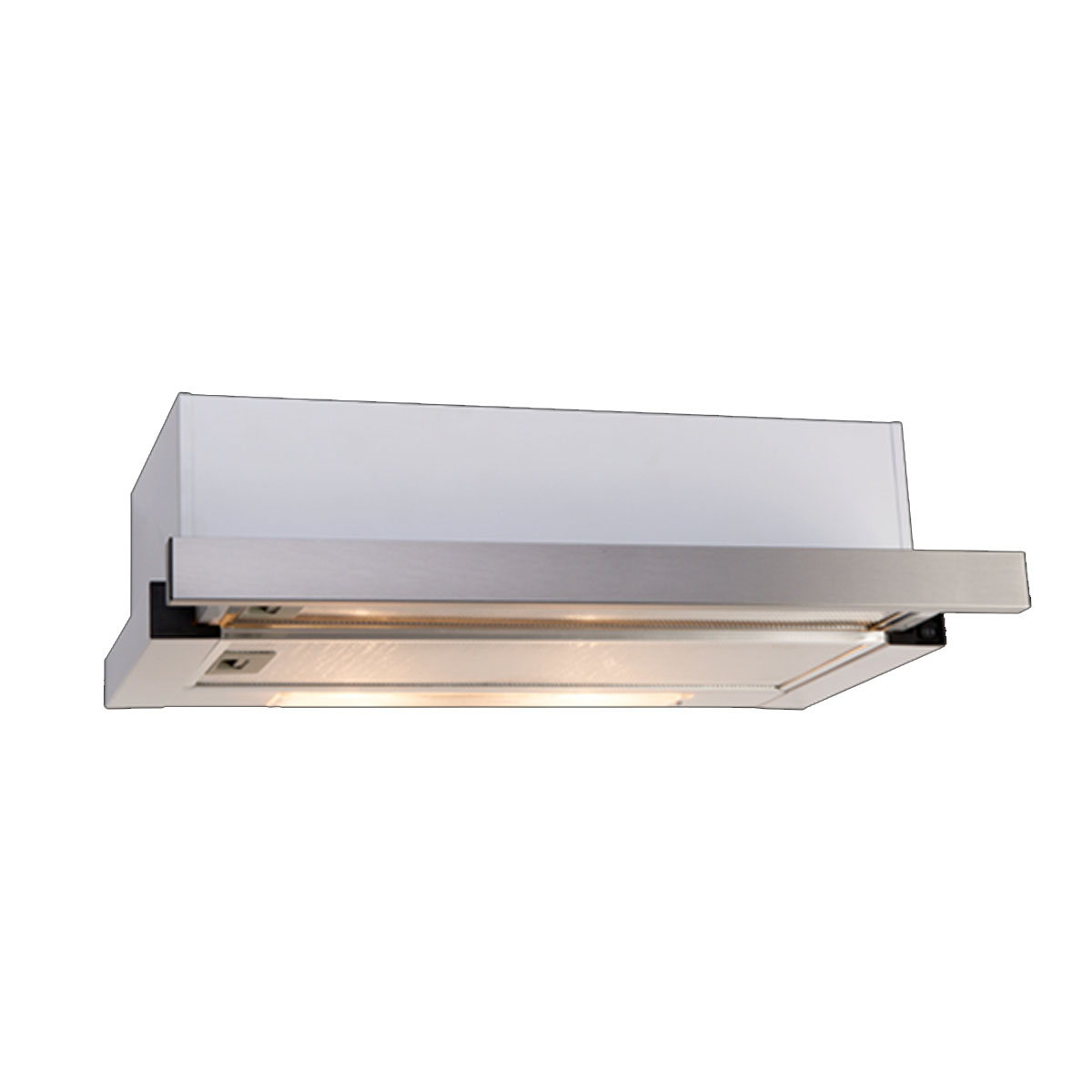 Euro Slide Out Rangehood ES602SS