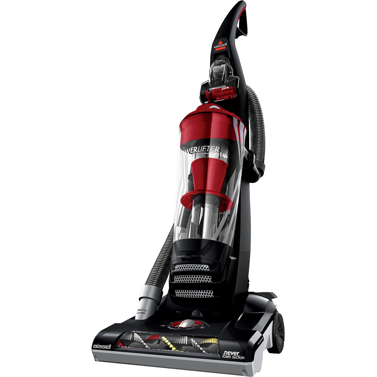 Bissell 1521F Powerlifter Pet Vacuum Cleaner