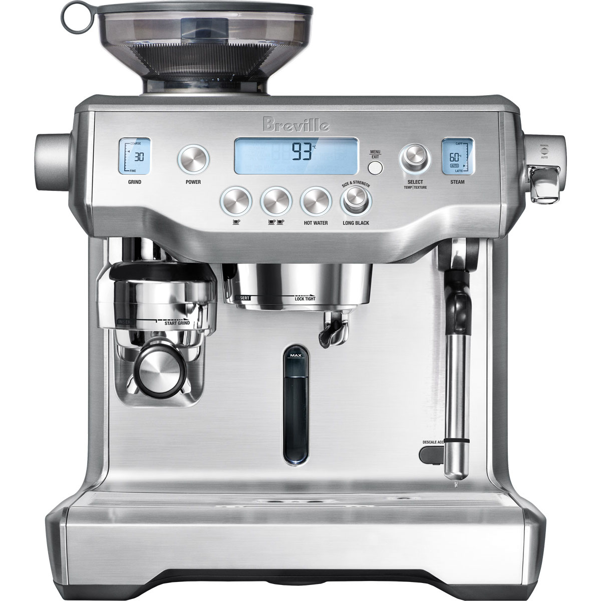 Breville BES980 Oracle® Coffee Machine